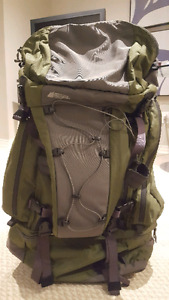MEC IBEX 80 Expedition Backpack. Mint condition used only once!