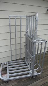 DISTRIBUTION CART FOR SALE