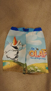 3T Olaf Swimsuit