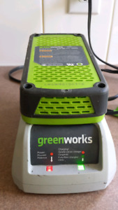 Greenworks 24 Volt Battery and Charger