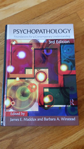 Psychopathology Foundations for a Contemporary Understanding 3rd