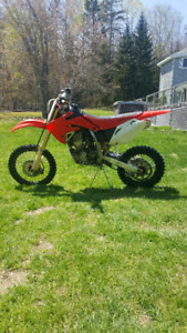 2008 Honda Crf 150R Dirt Bike