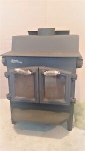 CLASSIC ELMIRA WOOD STOVE IN EXCELLENT CONDITION  ONLY $350 OBO