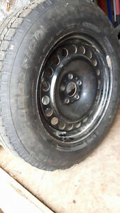New Tires and Rims for Sale
