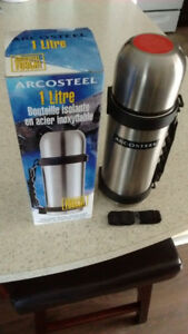 Bouteille isolante 1 litre ARCOSTEEL