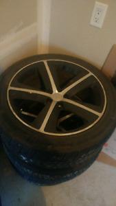 20 inch wheels 5x115