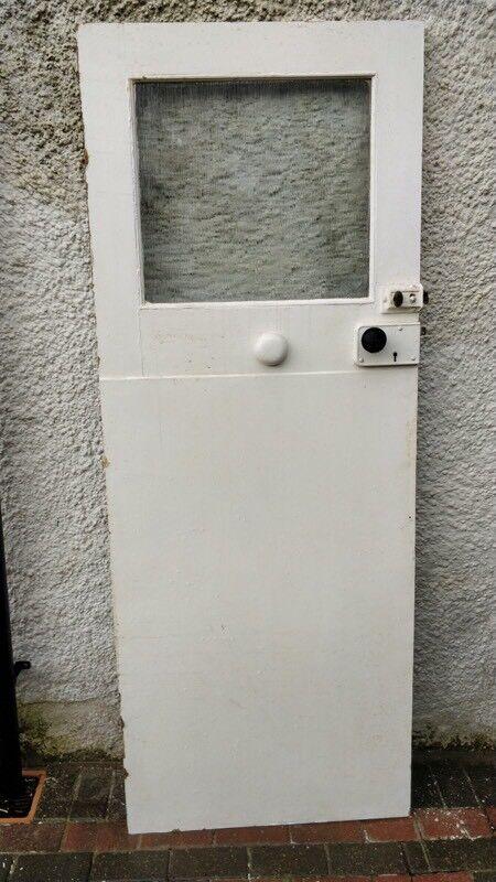 1930u0027s part glazed door & 1930u0027s part glazed door   in Ipswich Suffolk   Gumtree