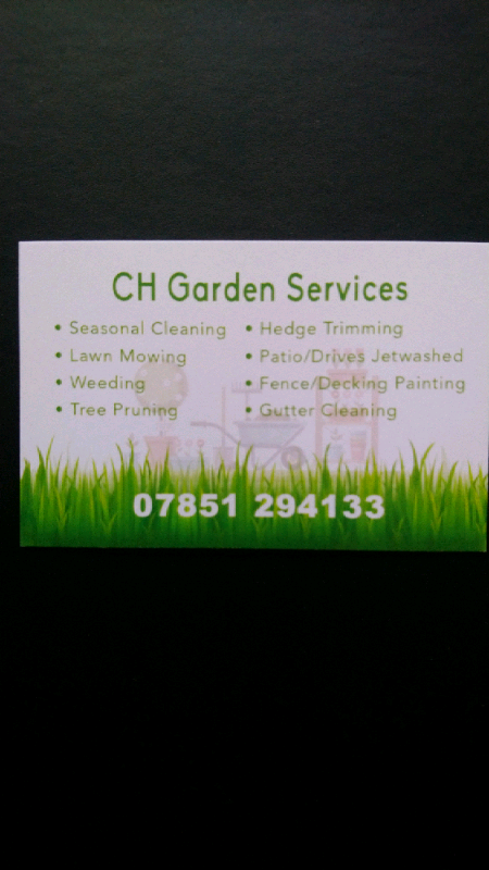 Ordinaire CH Garden Services | In Hull, East Yorkshire | Gumtree