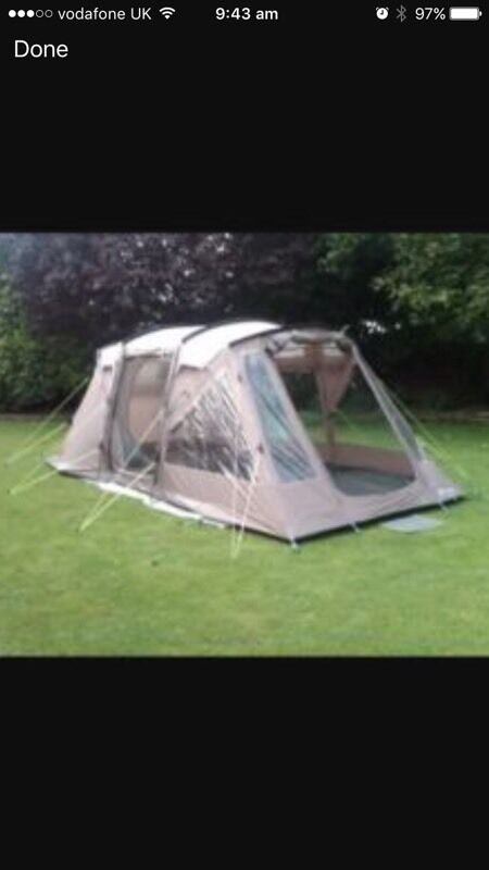 Outwell Carolina m tent & Outwell Carolina m tent | in Rotherham South Yorkshire | Gumtree