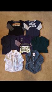 EUC 3-6 m boys clothes