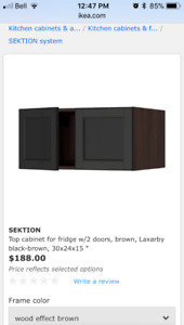 Laxarby wall cabinet