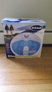 Dr. Scholl's Steam Footbath New in Box w Four Settings London Ontario image 1