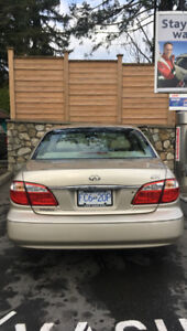 2001 Infiniti I30 Gold Other