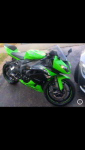 2012zx6r for sale !