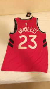 Vanvleet Toronto Raptors jersey