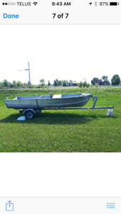 Boat/Trailer for sale