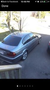 BMW 325XI 2005 4800$ obo, just bought a truck need gone