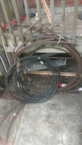 water lines for  hydroponic gowing