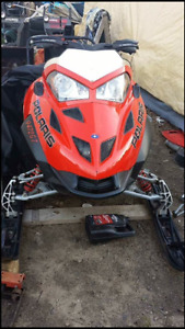 Looking trade for smaller sled 900 Polaris fusion