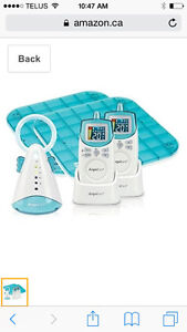 Angel Care Deluxe Plus Movement and Sound Monitor