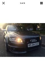 AUDI RS4 NOW NOW SOLD SOLD