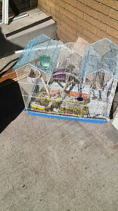 Two Bird cage for sale