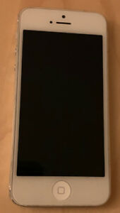 FS: White iPhone 5