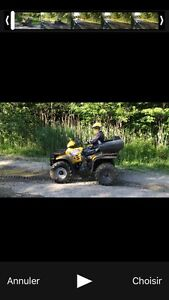 Polaris sportsman 500 ho 2004