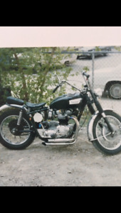 Triumph Chopper / looking for my old bike