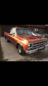 Classic square body for sale