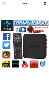 MXQ S805 Android Smart TV Box