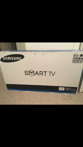 Never been opened, still in the box 32 inch smart tv