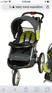 Baby trend expedition stroller