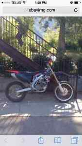 Please contact if interested in this crf450r