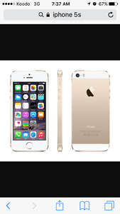 Apple iPhone 5s 16gb great condition!
