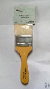 dannyco flat spa brush