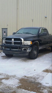 2003 Dodge Ram trade for a diesel