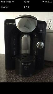 Bosch Tassimo coffee machine T55