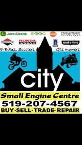 City Small Engine Now Opened London Ontario image 7