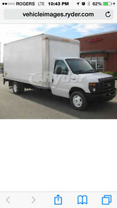 2008 Ford F-350 Cube van Other