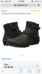 Really want Merrell Haven Duo booties/shoes!!!