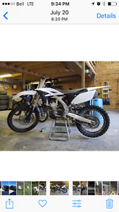 Yz250f for sale