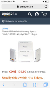 Home gateway router NEW