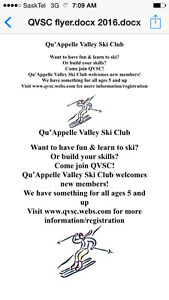 Qu'Appelle Valley Ski Club