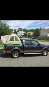"""2002 Ford F150 King Ranch Super crew 4x4 WD"""