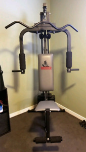 WEIDER gym for sale.