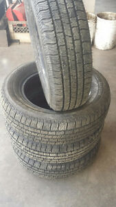for sale 4 tires 185/70/14