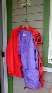 Beautiful, warm Steadfaster Jacket /Parka/ men, Size M North Shore Greater Vancouver Area image 5