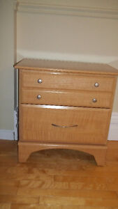 2 night stands excellent condition