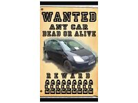 Cash paid 4 cars vans @ bikes 01454 279240